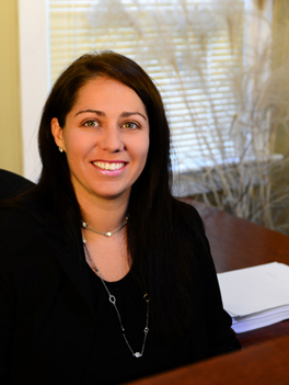 Danielle Grondin - Financial Operations Principal